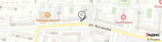 АЯС на карте Калининграда
