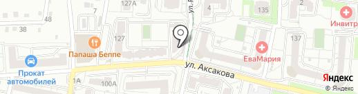 Аргус Декор на карте Калининграда