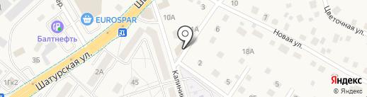 MONACO Beauty Studio на карте Васильково