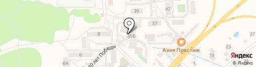 Студия красоты на карте Васильково