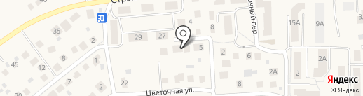 АЙТИ-МАСТЕР на карте Гурьевска