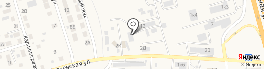 Энергопромстрой на карте Малого Исаково