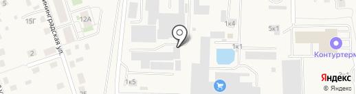 Ваша мебель на карте Малого Исаково