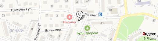 SprintNet на карте Гурьевска