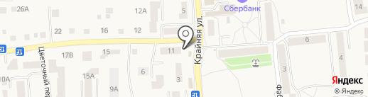DVD home на карте Гурьевска