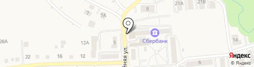 Экономъ на карте Гурьевска