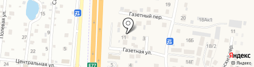 Ремонтная компания на карте Большого Исаково