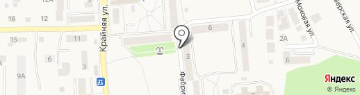 Капитал на карте Гурьевска
