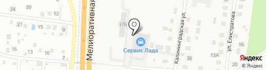 ЭРА SPA на карте Большого Исаково