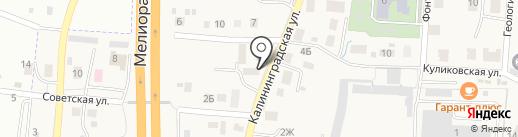 Дом культуры Большеисаковский на карте Большого Исаково