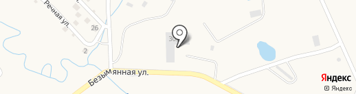 КУ-КУ на карте Гурьевска