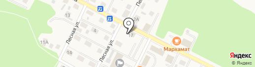 Наше время на карте Гурьевска