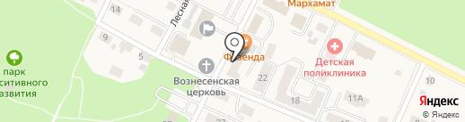 ВитаФарма на карте Гурьевска