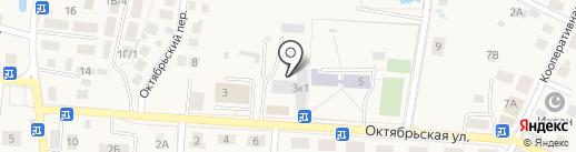 Ритуальное агентство на карте Большого Исаково