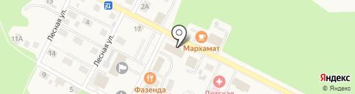 Гурьевская территориальная избирательная комиссия на карте Гурьевска