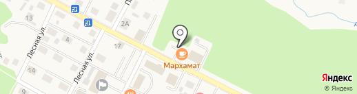 АРТреклама на карте Гурьевска