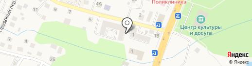 Imperium Service на карте Гурьевска