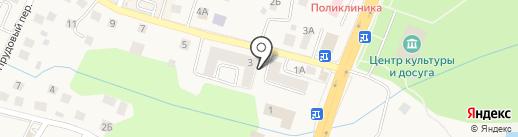 Счастливый билет на карте Гурьевска