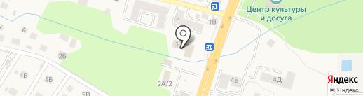 Билайн, оператор мобильной связи на карте Гурьевска