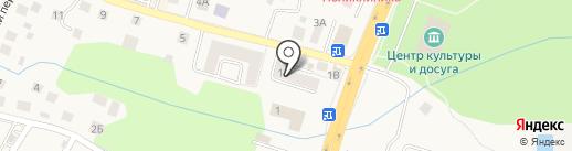 Мужское дело на карте Гурьевска
