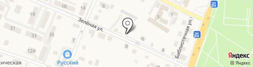 Отдел Военного комиссариата по Гурьевскому району на карте Гурьевска