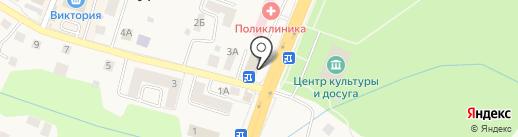 Калининградская областная коллегия адвокатов на карте Гурьевска