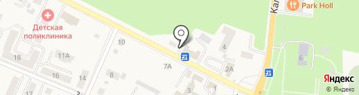 Мастерская по ремонту одежды на карте Гурьевска