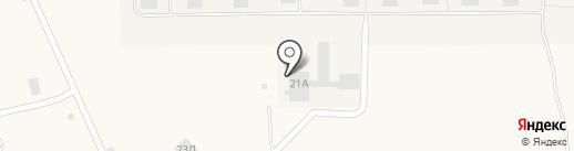 Гурьевская птицефабрика на карте Гурьевска
