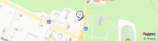 Центр гигиены и эпидемиологии в Калининградской области на карте Гурьевска