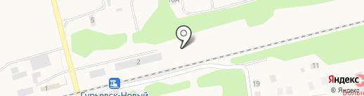Фуд Сервис на карте Гурьевска