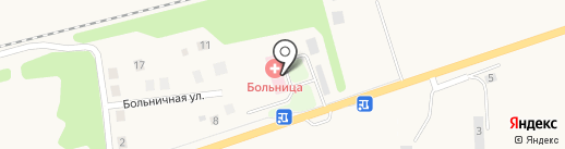Гурьевская центральная районная больница на карте Гурьевска