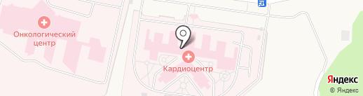 Федеральный центр сердечно-сосудистой хирургии г. Калининграда на карте Родников