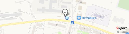 Qiwi на карте Писковичей