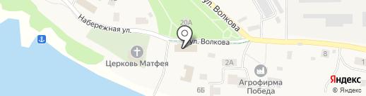 Победа на карте Писковичей