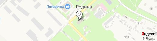 Россельхозцентр, ФГУП на карте Родины