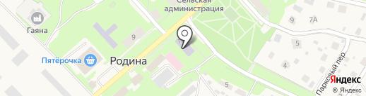 Псковский научно-исследовательский институт сельского хозяйства на карте Родины