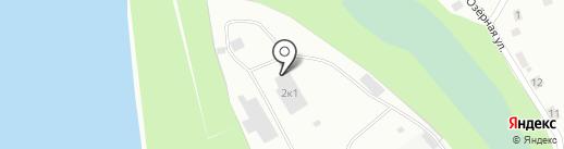 X-AUTO на карте Пскова