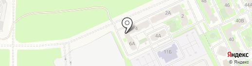 Мандарин на карте Борисовичей