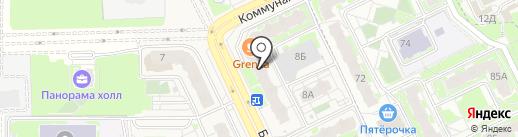 TUTTI FRUTTI на карте Борисовичей