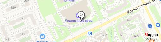 АвтоЛИДЕР на карте Борисовичей