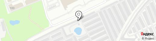 За Лентой на карте Пскова