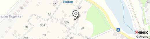 Лидер Авто на карте Борисовичей