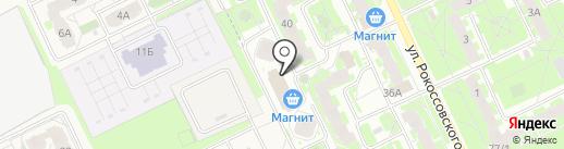 VRGAMES на карте Пскова
