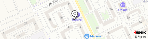 Альбом на карте Пскова