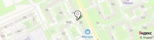 Hmbeads.ru на карте Пскова