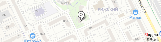 Мастер Групп на карте Пскова