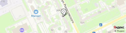 Apple Shop на карте Пскова