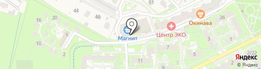 Бристоль на карте Борисовичей
