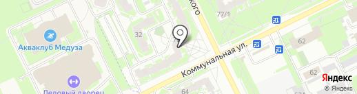 Оптика Срочно на карте Пскова