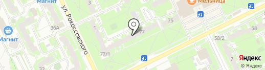 Ваш стиль на карте Пскова